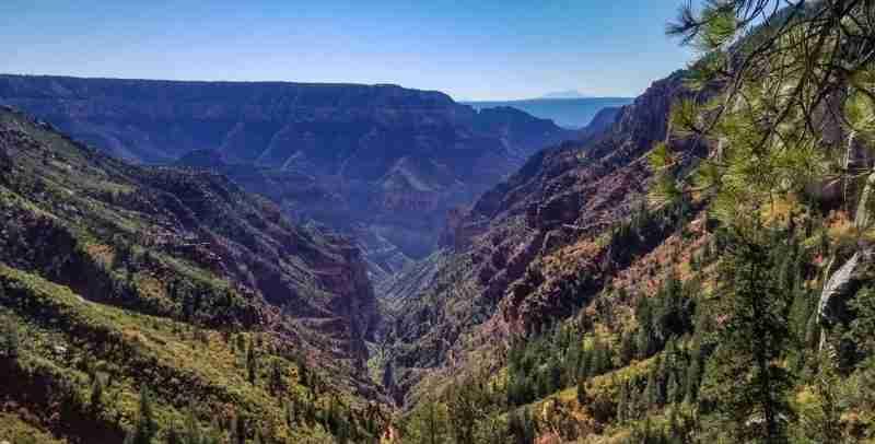 The Grand Canyon – North Rim vs South Rim
